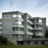 Sport & Wellnesshotel San Gian St. Moritz, hotel v destinaci St. Moritz