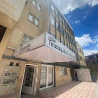 Apartasuite Hotel Teusaquillo