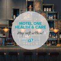 Motel One Lübeck, hotel in Lübeck