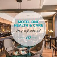 Motel One Magdeburg, отель в Магдебурге