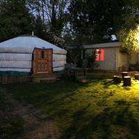 Het Kloppend Hart: Yurt