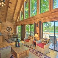 Serene Lakefront Retreat with Dock and Game Room!, hotel in Seneca