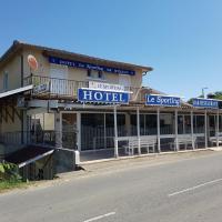 LE SPORTING, hotel in Beaumont-sur-Lèze