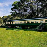 THE ANGAS CARRIAGE Alpine Southern Highlands 4pm Check Out on Sundays, hotel em Alpine