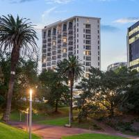 Parkside Hotel & Apartments, hotell sihtkohas Auckland