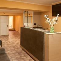 гостиница Волга, отель в Вольске