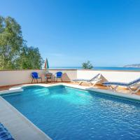 House with 2 bedrooms in Nerja with wonderful sea view private pool furnished terrace 300 m from the beach