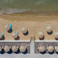 Golden Beach Hotel, hotel in Chrissi Akti