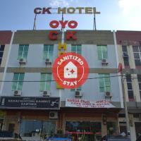 OYO 89715 CK Hotel