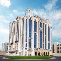 Al Jaddaf Rotana Suite Hotel, hotel in Bur Dubai, Dubai