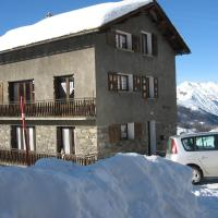 Appartement de 3 chambres a Les menuires avec magnifique vue sur la montagne balcon et WiFi a 600 m des pistes
