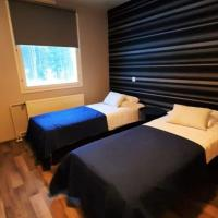Hotel Inn Ukkohalla, hotel in Hyrynsalmi