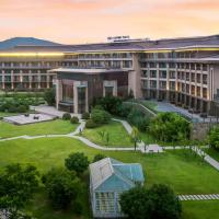 Crowne Plaza Xuzhou Dalong Lake, an IHG Hotel, отель в городе Сюйчжоу
