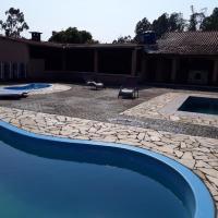 Sítio Lírio do Vale- Munhoz, MG, hotel in Munhoz