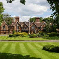 Macdonald Alveston Manor Hotel & Spa, hotel in Stratford-upon-Avon