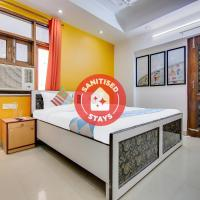 Lively 1 BR Stay near Iskcon Temple(550m)