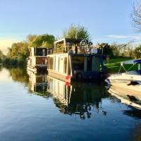 Hausboot River-Dream, Ferienwohnung, Ferienhaus