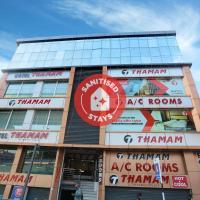 OYO 25093 Hotel Thamam, hotel in Kakkanad