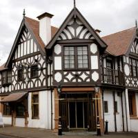 The Popinjay Hotel & Spa, hotel in Larkhall