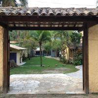 Casa Canto da Praia Camburi, hotel em São Sebastião