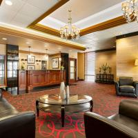 Best Western Plus Columbia River Hotel, hotel em Trail