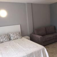 Lovely studio with pool & close to the beach