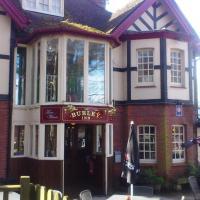 The Burley Inn, hotel in Burley
