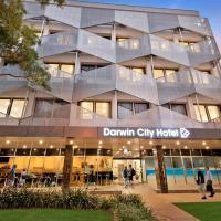 Darwin City Hotel, hôtel à Darwin