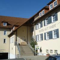 Landhotel Gut Haidt, hótel í Hof