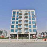 OYO 577 Home 215 Mag 555, hotel near Al Maktoum International Airport - DWC, Dubai