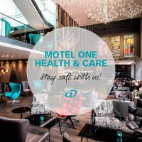 Motel One Wien Westbahnhof, hotel in Vienna