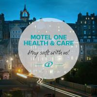 Motel One Edinburgh-Royal, hotell i Edinburgh