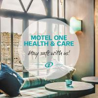 Motel One Edinburgh-Princes, hotel in Edinburgh