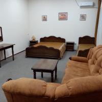 Гостиница Центральная, отель в Абинске
