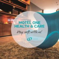 Motel One Manchester-Piccadilly, hotel in Manchester