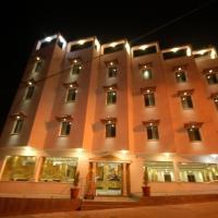 Sharah Mountains Hotel, hotel v destinaci Wadi Musa