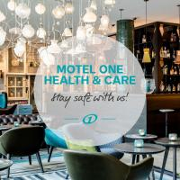 Motel One Amsterdam-Waterlooplein, hotel in Amsterdam