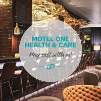 Motel One Zürich, hotel in Zurich