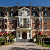 Hôtel Barrière Le Westminster, hotel in Le Touquet-Paris-Plage