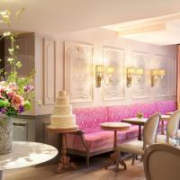 La Maison Favart, hôtel à Paris (2e arr.)