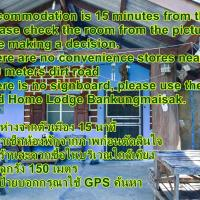 Home Lodge Bankungmaisak, hotel in Mae Hong Son