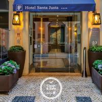 ホテル サンタ ジュスタ、リスボンのホテル