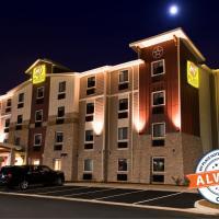 My Place Hotel-Amarillo West/Medical Center, TX, hotel di Amarillo