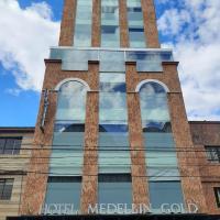 Hotel Medellín Gold, hotel en Medellín