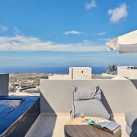 Luxury Santorini Villa Villa Elysian Enas Private Plunge Pool 2 Bedrooms Oia