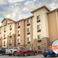 My Place Hotel-Council Bluffs/Omaha East, IA, hotel in Council Bluffs
