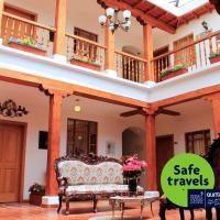Casa Hotel Las Plazas, hotel in Quito