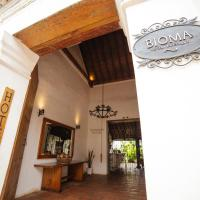 Bioma Boutique Hotel, hotel in Mompos