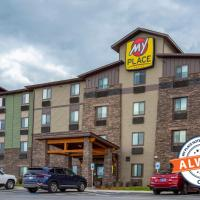 My Place Hotel-Kalispell, MT, hotel in Kalispell