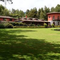 Hacienda El Cerotal by Tierra del Volcan, hotel em Ibarra